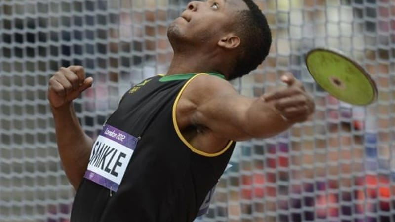 The urine sample of Jamaica's Traves Smikle was found to have an adverse analytical finding [AFP]