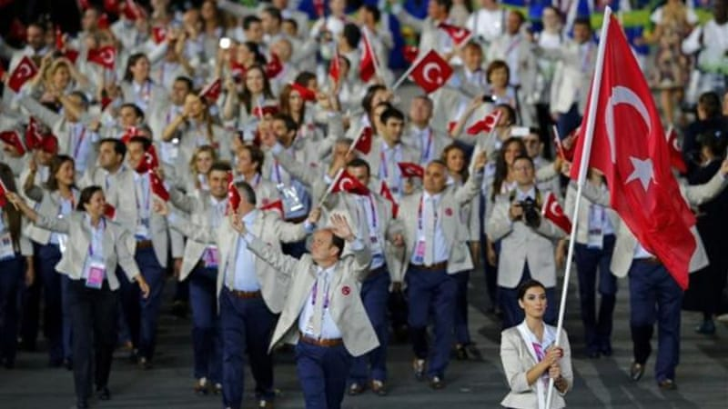 First Jamaica... now Turkish athletes from number of disciplines have tested positive [Reuters]