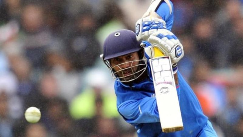 Wicketkeeper-batsman Dinesh Karthik has had to compete for place with legendary player Mahendra Dhoni [AFP]