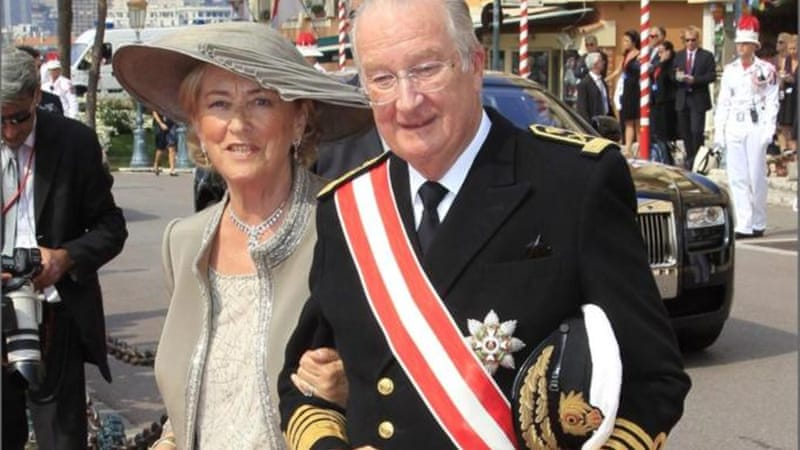 Belgian King Albert II will abdicate in favour of his son Philippe on July 21 [AP]