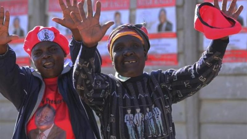 Tsvangirai's MDC had sought a delay in the vote for instituting democratic reforms [AP]