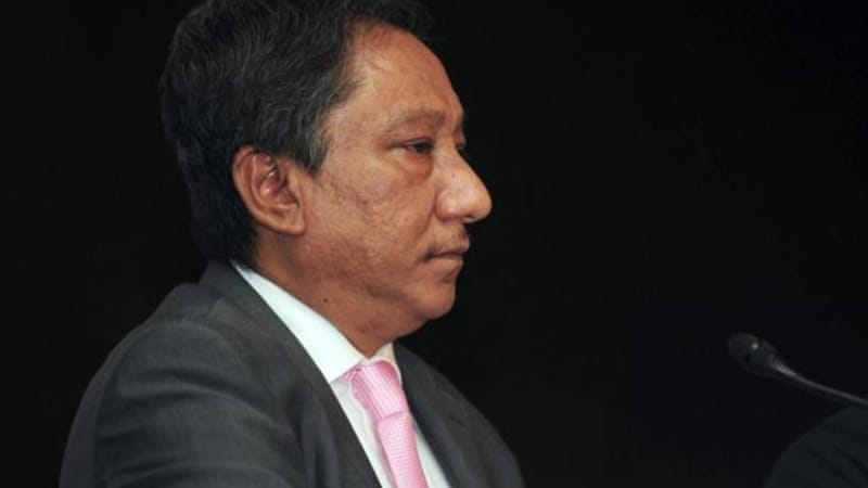 Bangladesh Cricket Board President Nazmul Hassan is under pressure after latest match-fixing scandal [AFP]