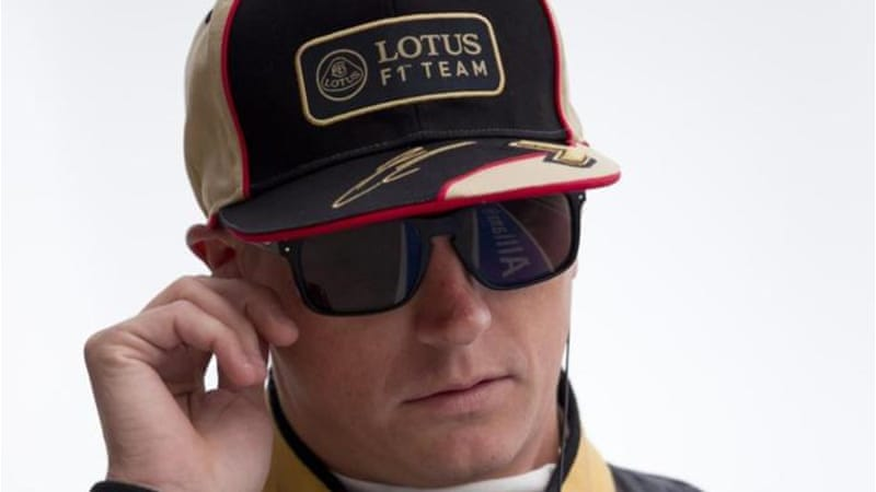 Raikkonen's future at Lotus is in doubt with possible spots at Ferrari and Red Bull [AP]