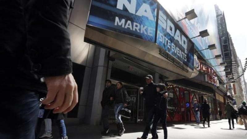 Nasdaq is the second-largest US stock exchange operator, listing about 3,200 shares [Reuters]