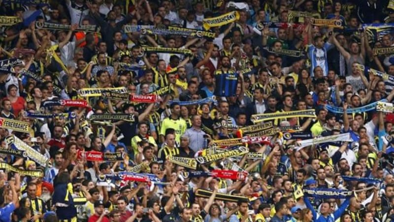 Fenerbahce fans will have no more European cheer for two years after club's appeal was rejected [EPA]