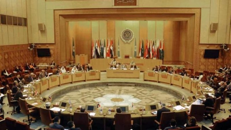 The Arab League accuses the Syrian regime of carrying out last month's chemical attack [AFP]