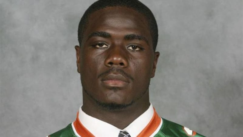 """This racist ideology that black men are violent and are to be feared is linked to the unfortunate fate of Jonathan Ferrell – 24 year old former football player,"" writes Golash-Boza [Reuters]"