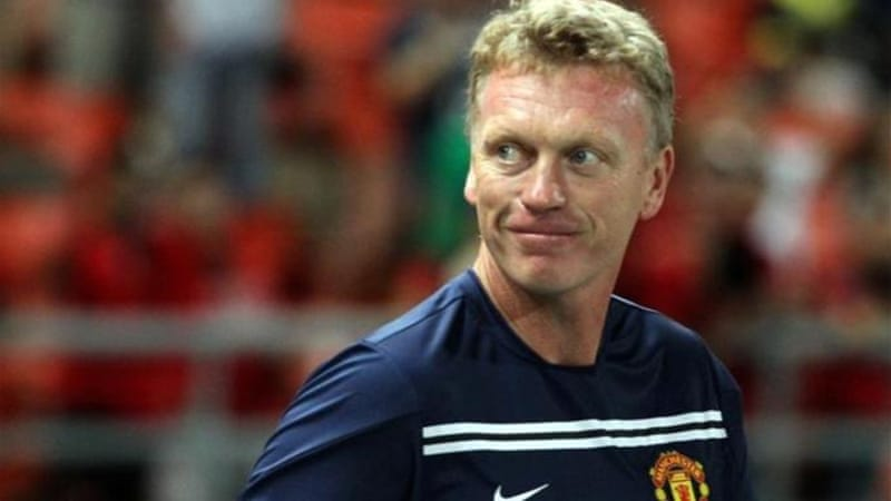 Following in the footsteps of Alex Ferguson was never going to be easy for David Moyes (pictured) [AP]