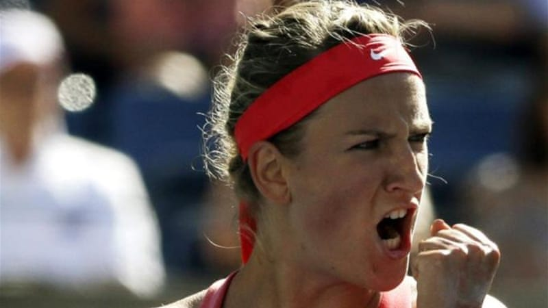 Azarenka aims to finish major season with second title following 2013 Australian Open triumph [AP]