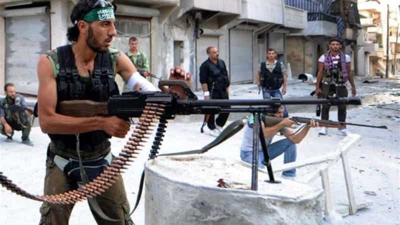A 'new poetry' emerges from Syria's civil war   Syria   Al