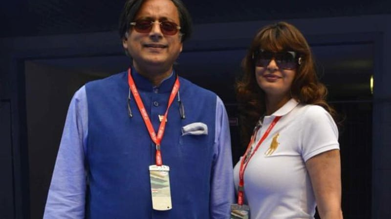 Tharoor, a former UN diplomat, married Sunanda in 2010 [Reuters]
