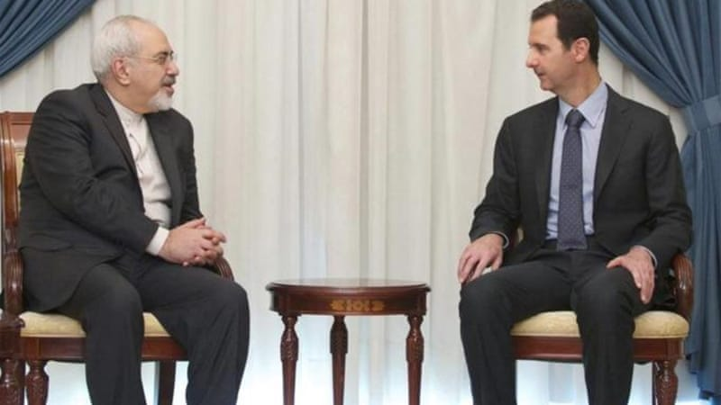 Iran has shown that it is prepared to go to great lengths to maintain Assad's incumbency [Reuters]