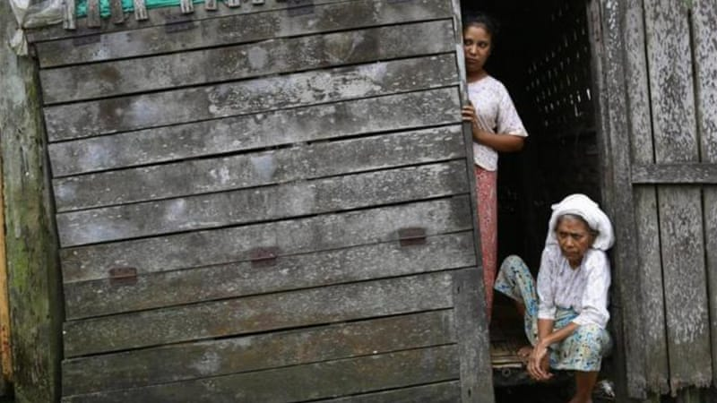 The UN has called Myanmar's 1 million Rohingya one of the most persecuted minorities in the world [Reuters]