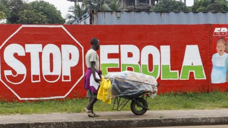 The current outbreak of Ebola in West Africa has killed more than 3,800 people [EPA]