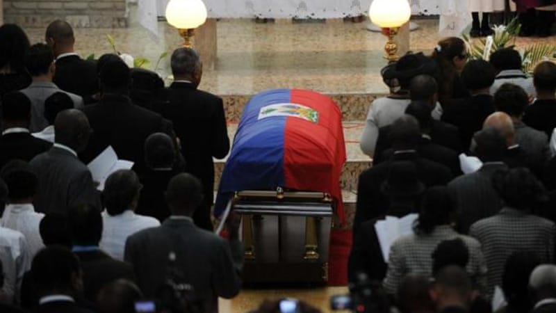 Duvalier returned to Haiti in 2011 from France where he lived in exile [AFP]