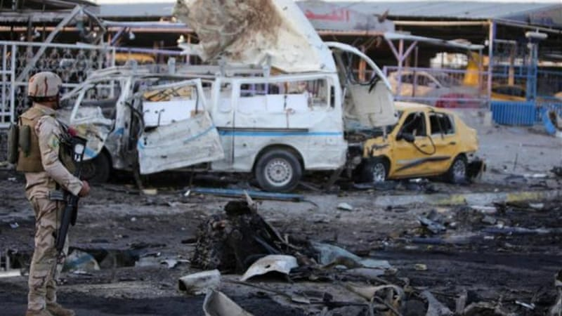 ISIL has claimed most of the recent blasts in Baghdad [AFP]