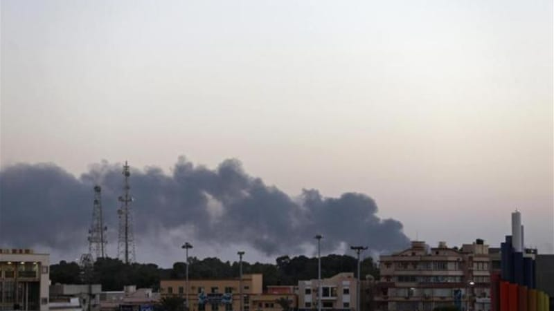 A tug-of-war has emerged between Libya's two rival governments, write Pack and Smith [Reuters]