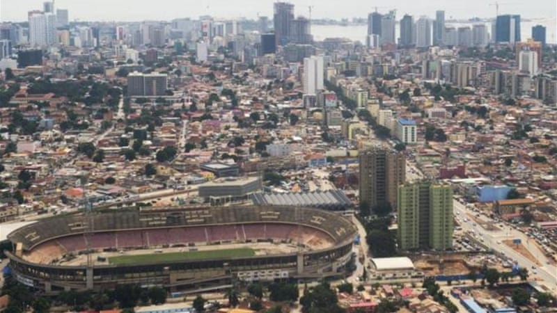 The skyline of central Luanda, Angola [AP]