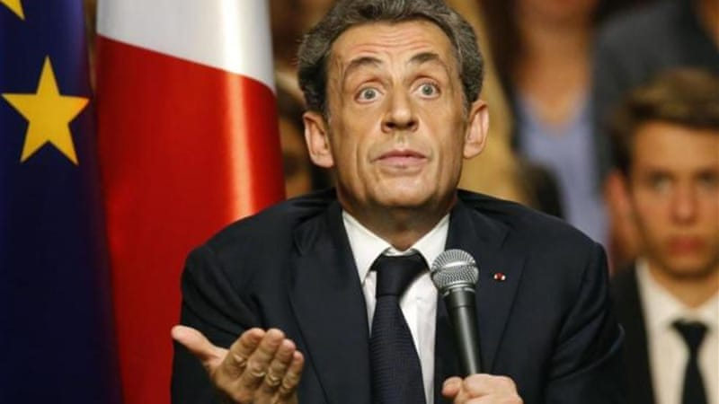 Sarkozy claims his return to the political scene is motivated by 'duty', writes Saad [AP]