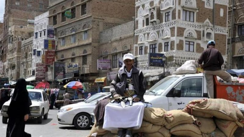 The Houthis rejection raises questions about the fate of the peace deal [EPA]