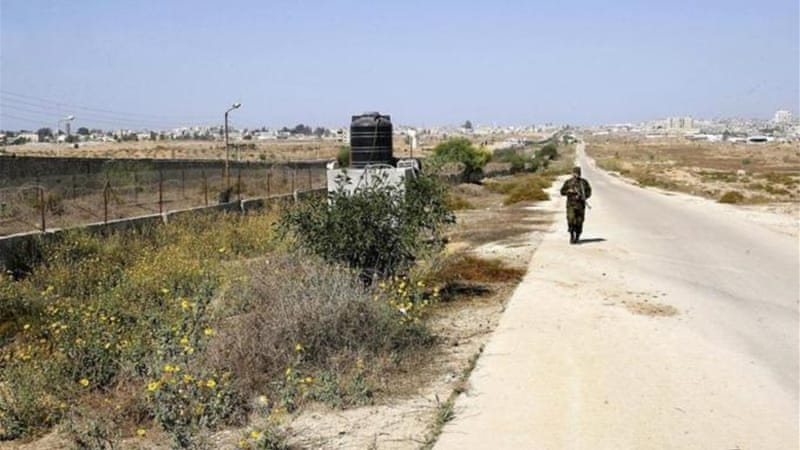 Egyptian authorities have ordered residents living along the border with Gaza to evacuate their homes [Al Jazeera]