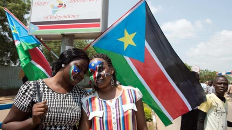 South Sudan gained independence in 2011 [AFP]