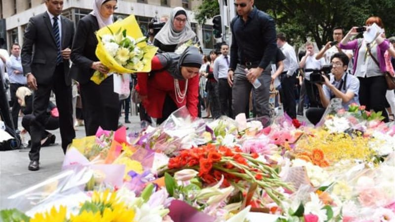 Surely, it is time to stop asking Muslims to condemn terrorism, writes Bahrawi [EPA]