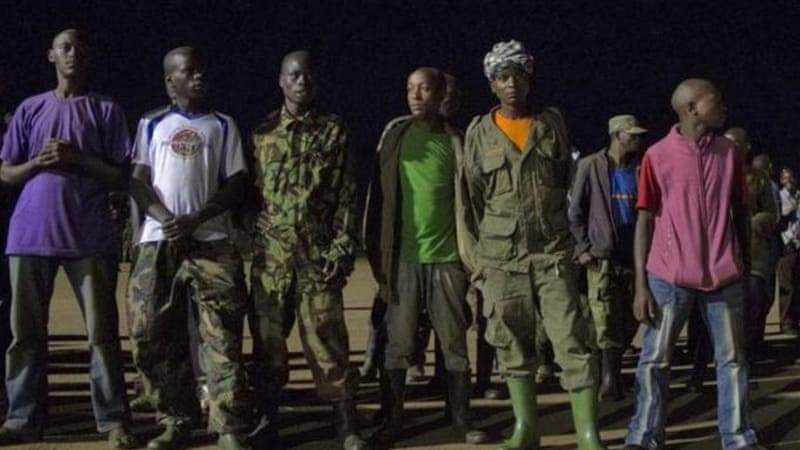 Hundreds of M23 rebels escape repatriation