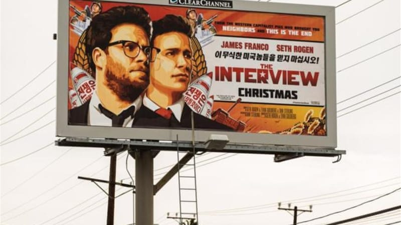 The Interview's future had been in doubt after Sony said it was cancelling the film's release [EPA]