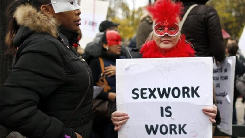 It is time for democracies to include sex workers in policy-making processes, writes Dolinsek [Reuters]