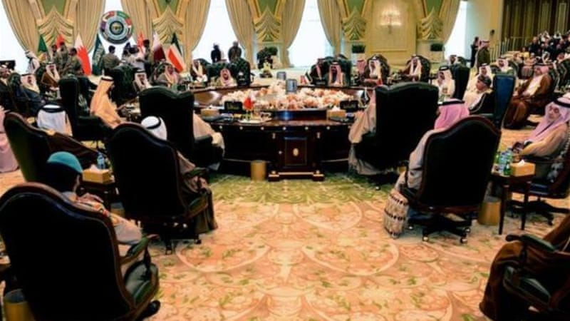 GCC rulers approved the security pact's latest revisions in December 2012 [AP]