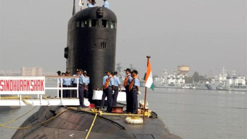 India's navy has been plagued by accidents in recent years, raising questions about its safety record [Reuters]