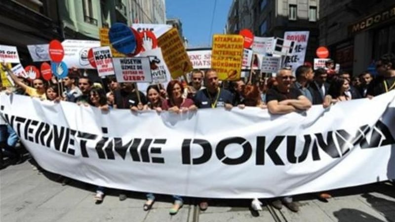 Recent legal amendments threaten internet freedom in Turkey [AP]