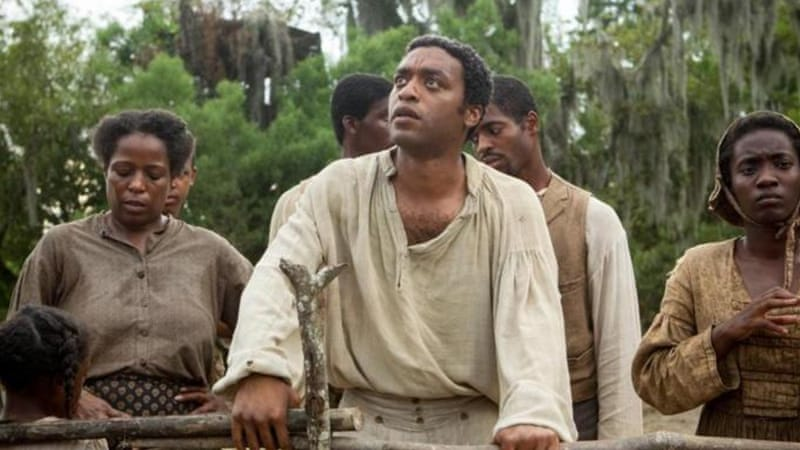 It took 160 years for Solomon Northup's story to reach movie theatres across the world [AP]