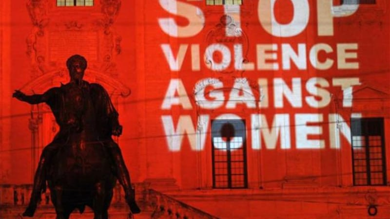 Violence against women isn't receiving enough attention in most European countries, writes Bolongaro [AFP]