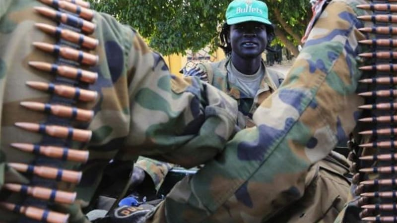 Government troops are battling rebels in Malakal, capital of oil-producing Upper Nile state [Reuters]