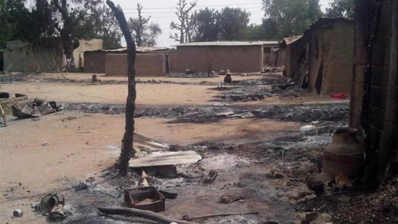 More than 2,000 people have been killed in suspected Boko Haram attacks over the last six months [EPA]