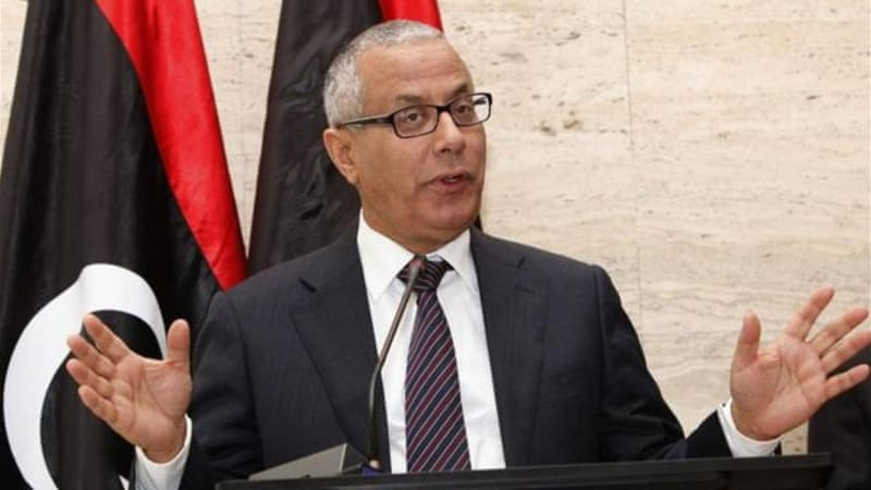 Ali Zeidan says he will return to Libya when his safety is guaranteed [Reuters]