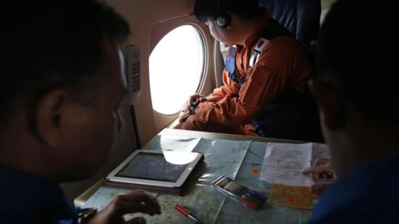 Teams from 26 countries have joined the search for the missing airliner [Reuters]