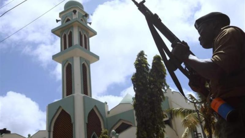 Mombasa's Musa mosque has been singled out a specific centre encouraging terrorism [Reuters]