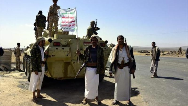 The Houthi rebels in the north deeply mistrust the elites in the capital, writes Sloan [EPA]