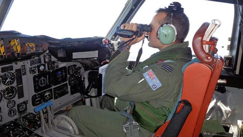 Australian teams have been leading the search for the missing plane in the southern Indian Ocean [Reuters]