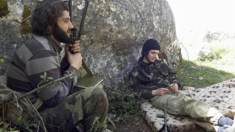 Syria's nightmarish conflict has been described as a 'magnet' for radical Islamists around the world, writes Shabi [Reuters]