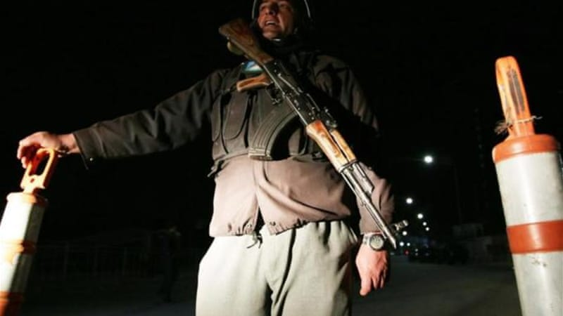 Afghan officials have long voiced suspicions about connections between the Taliban and Pakistan intelligence [EPA]