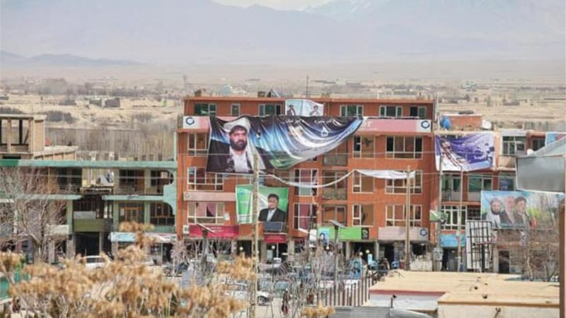 A large number of Afghans are eager to take part in the upcoming watershed presidential and provincial council elections, writes Samad [Getty Images]