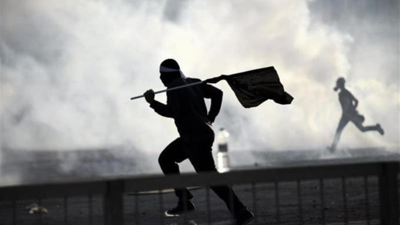 Bahrain listed three anti-government groups as 'terrorist organisations' [AFP]