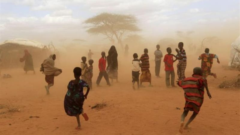 In 2012 Kenya was home to the fourth larges population of refugees in the world [Reuters]