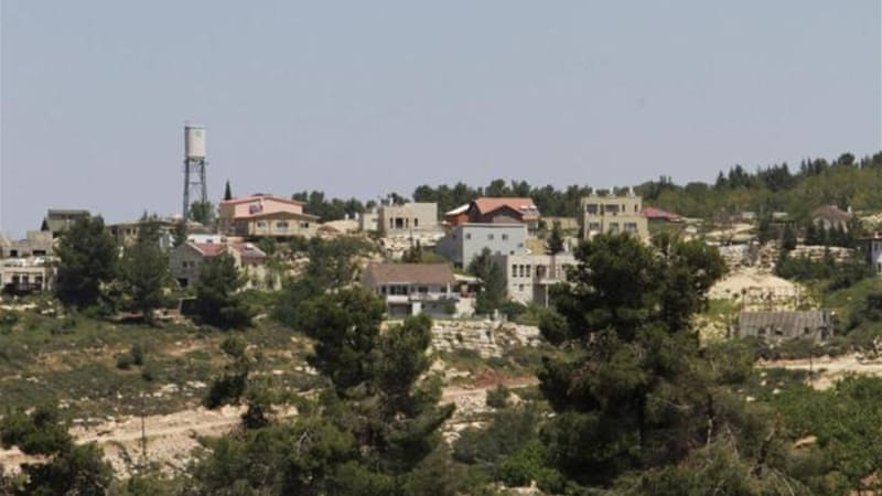 All Israeli settlements on occupied Palestinian territory are illegal under international law [AP]