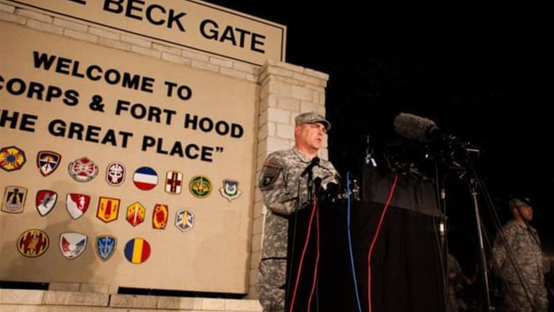 The April 2 shooting at Fort Hood resulted in 4 deaths [Getty Images]