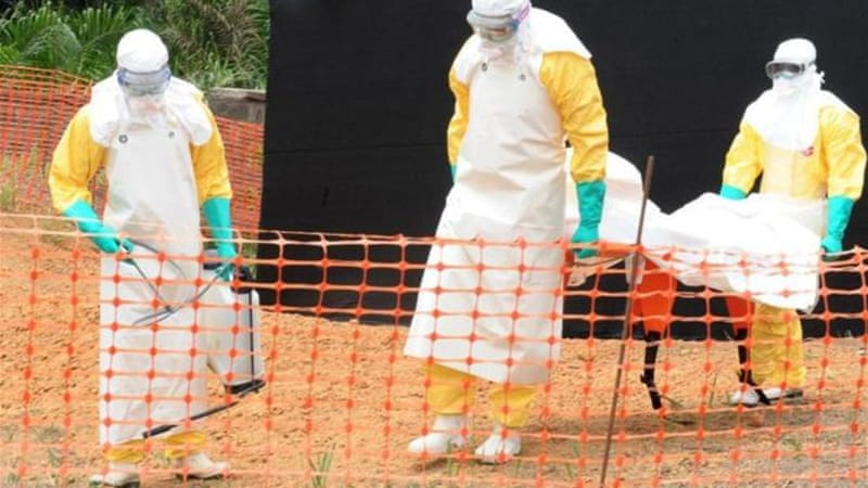 Previous suspected Ebola cases were linked to Guinea, where more than 80 people have died [FILE: AFP]